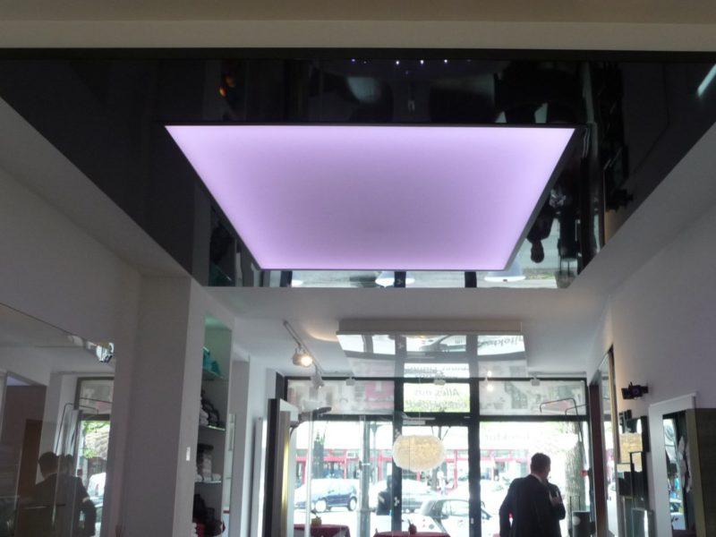 verlichting spanplafond