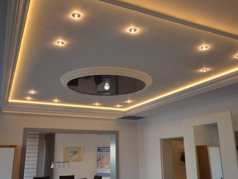 verlichting spanplafond antwerpen